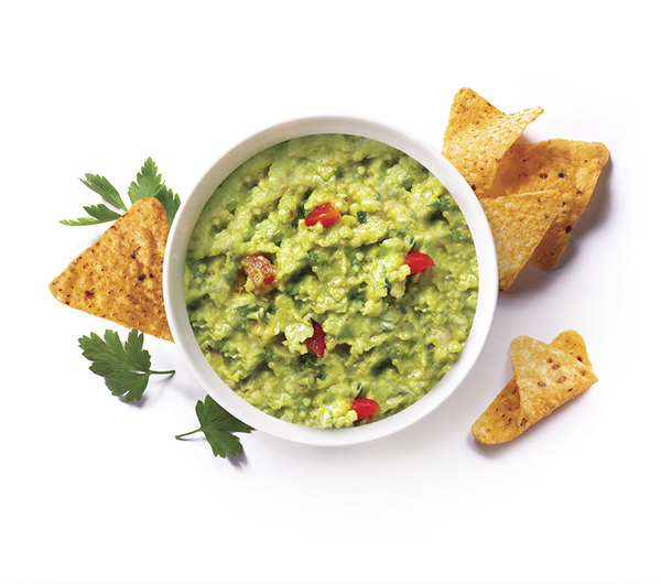 SIDE GUACAMOLE & CHIPS