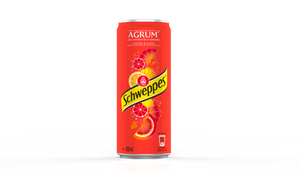 SCWHEPPES AGRUMES 33CL