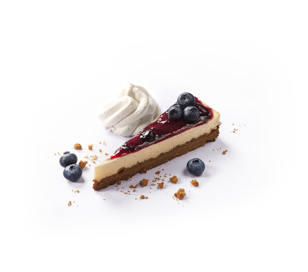 NY BLUEBERRY CHEESECAKE