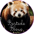 bestiole bleue