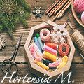 hortensia melenig