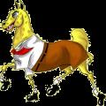 Cheval de selle Hanovrien Alezan