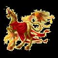 Licorne de selle Hanovrien Noir
