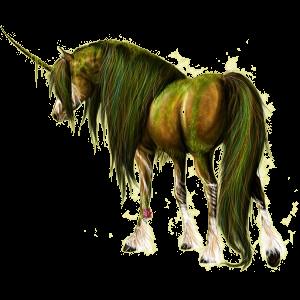 Poney licorne Connemara Bai Cerise