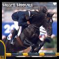 heart hooves