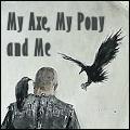 my rifle, my pony and me