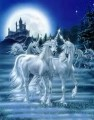the haunted horse