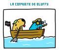 la conquête de bluffy ﹗