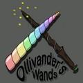 ollivander's wands