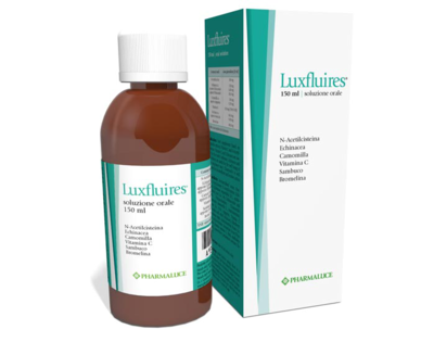 Luxfluires Oral solution