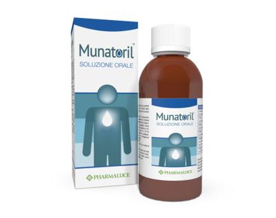Munatoril Soluzione Orale