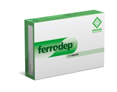 Ferrodep capsules
