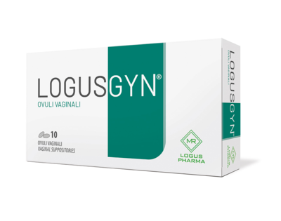 Logusgyn Vaginal suppositories
