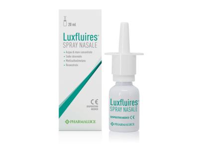 Luxfluires Spray nasale