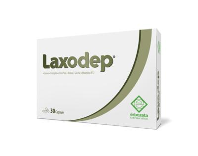 Laxodep capsule