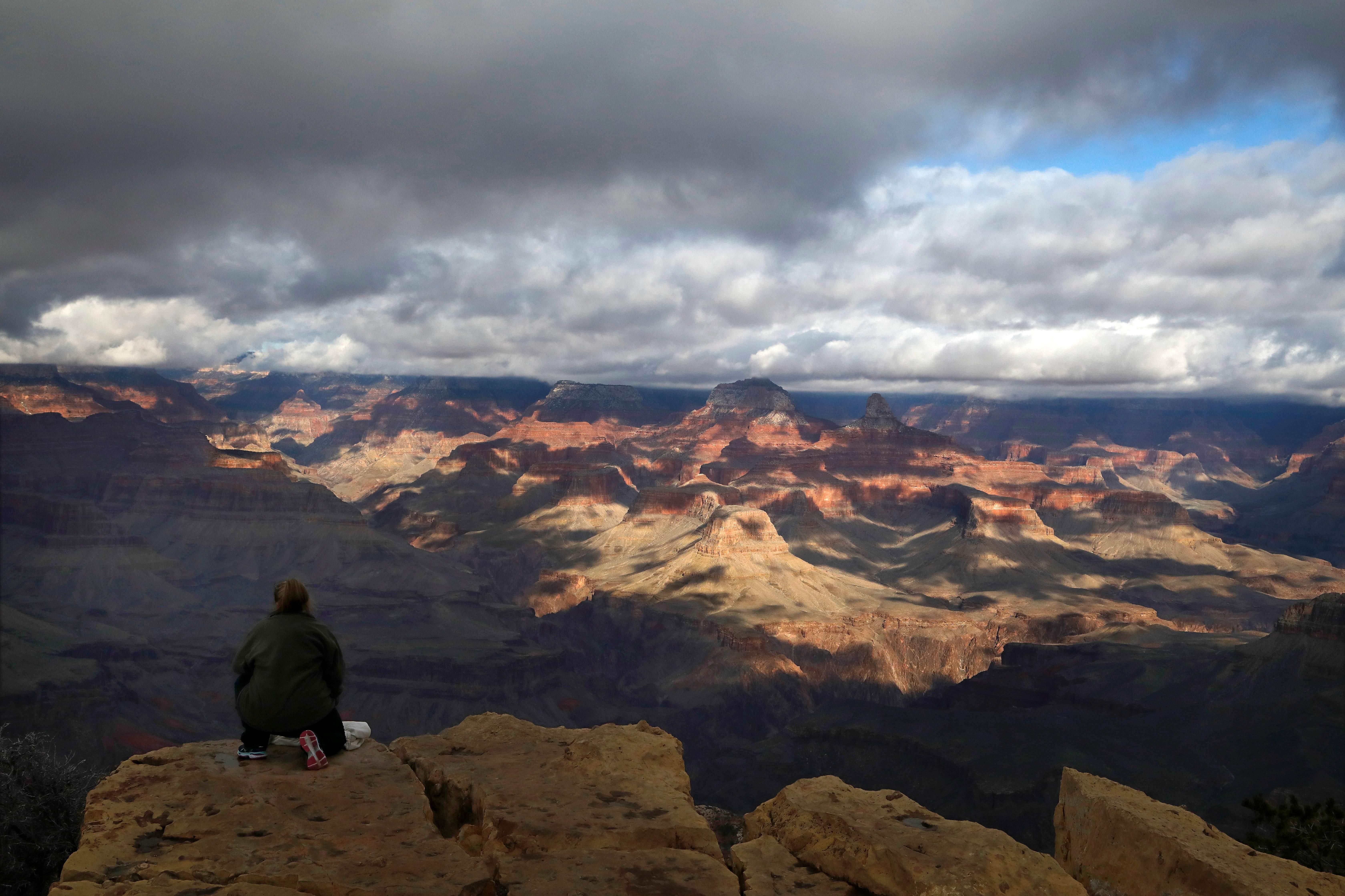 """Grand Canyon, 3 morti in pochi giorni. Responsabili del parco: """"Restate sui sentieri"""""""