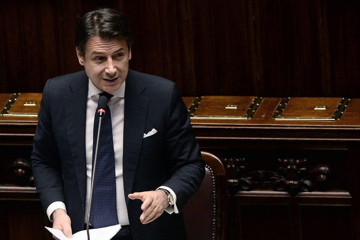 """Libia, Giuseppe Conte: """"Rischio concreto di crisi umanitaria, conseguenze su flussi migratori"""""""