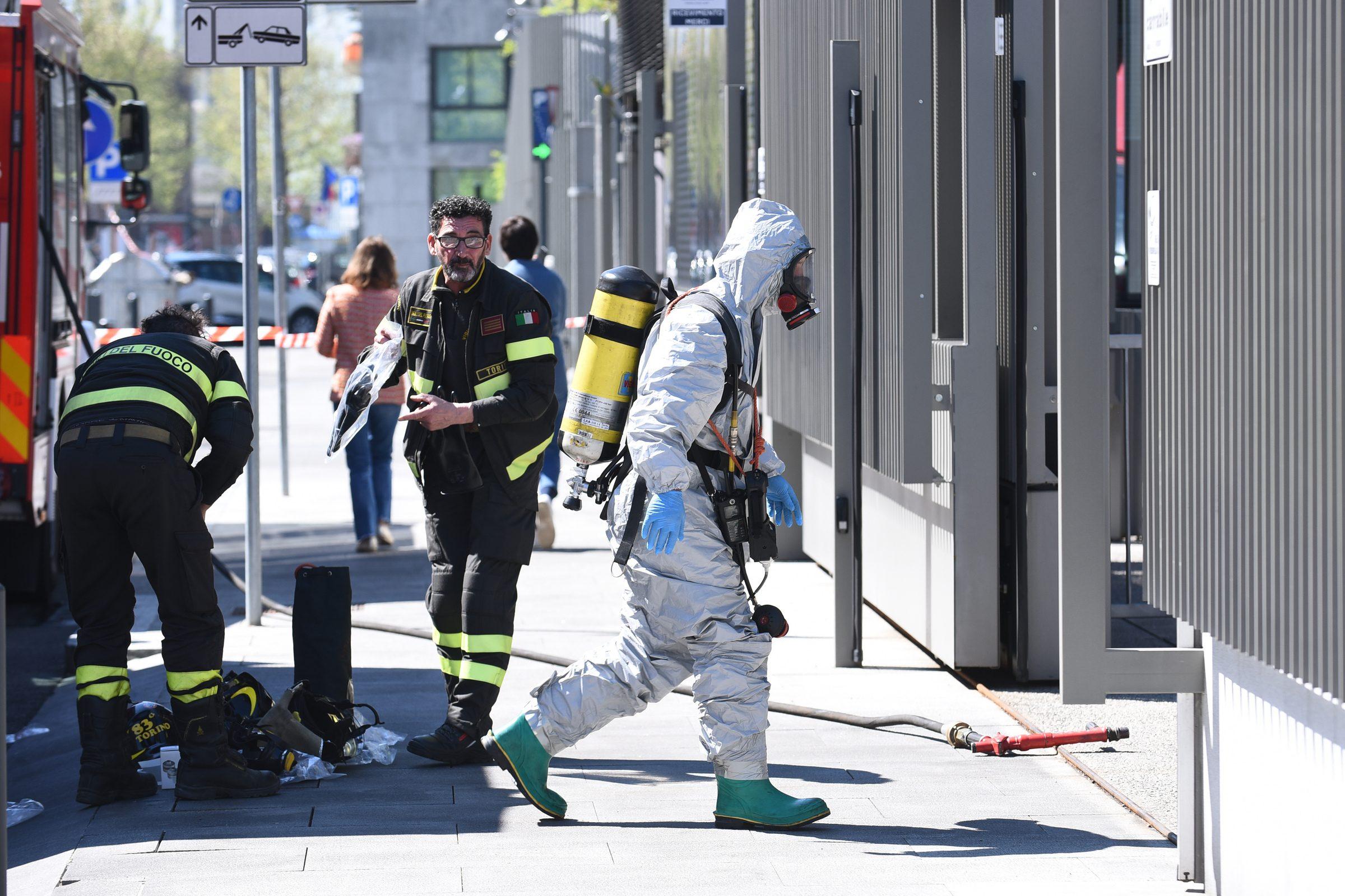 Torino, busta con polvere sospetta alla Lavazza: 7 dipendenti in isolamento
