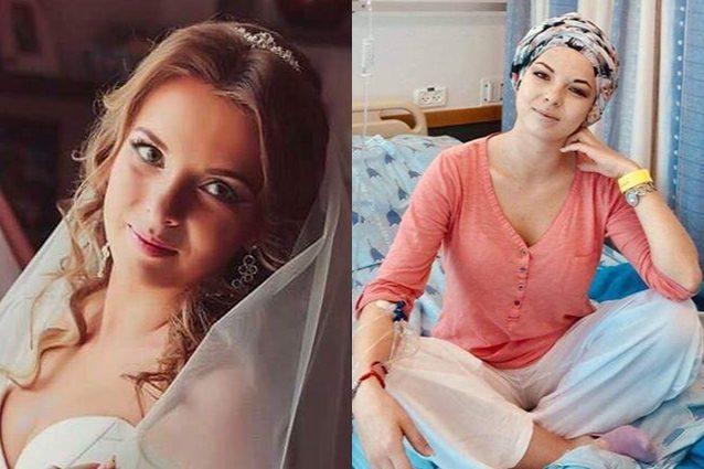 """A 24 anni Anastasia lotta contro un linfoma aggressivo: """"Diamo un futuro alla mia migliore amica"""""""