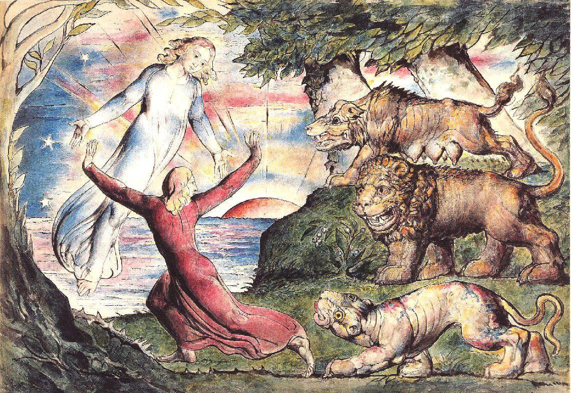 Divina Commedia, l'8 aprile 1300 Dante Alighieri si perde nella selva oscura
