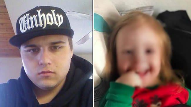 """Bimba di 4 anni con sindrome di Down uccisa a botte dal fidanzato della madre: """"Non ubbidiva"""""""
