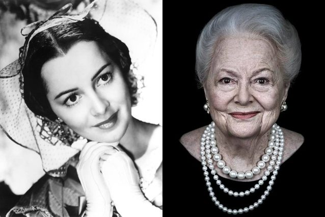 "Olivia de Havilland, l'unica superstite del cast di ""Via col vento"" compirà 103 anni"