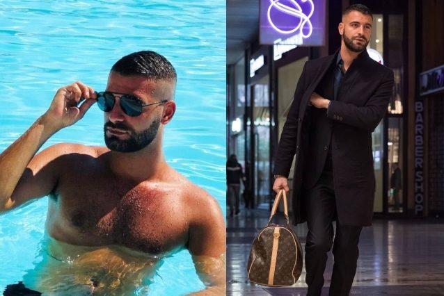Damiano Allotta: chi è l'ex di Stefano Gabbana con la passione per gli accessori griffati
