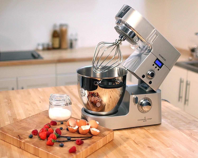 Offerte di Primavera 2019, ultimi sconti: oggi il robot da cucina Kenwood a metà prezzo