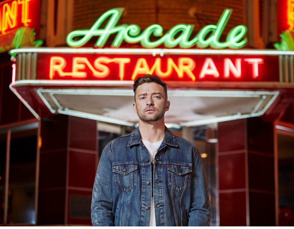 Justin Timberlake stilista per Levi's: la collezione rende omaggio alle sue radici