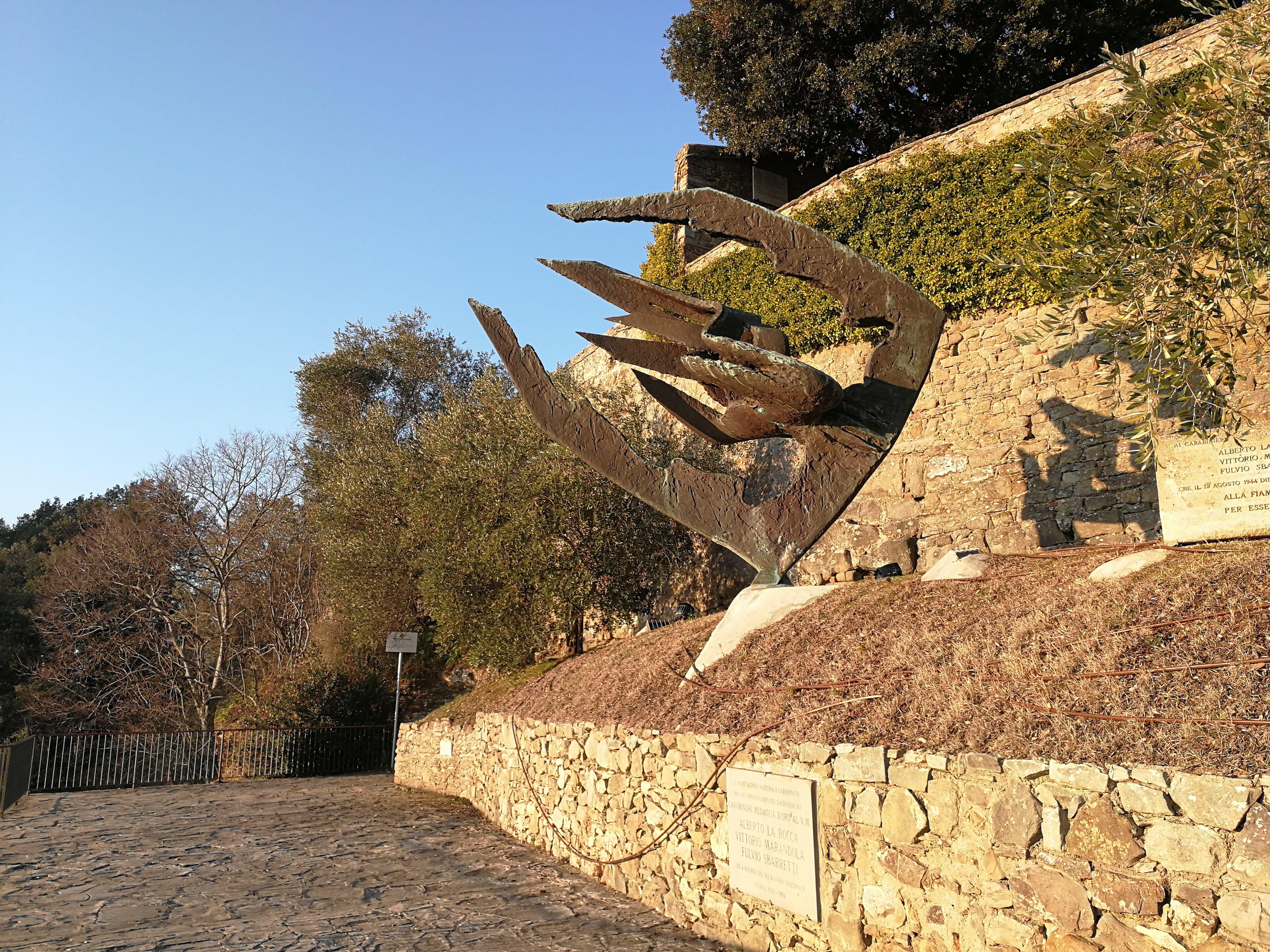 Guasti, Michelucci e il Monumento ai Tre Carabinieri: la mostra a Fiesole