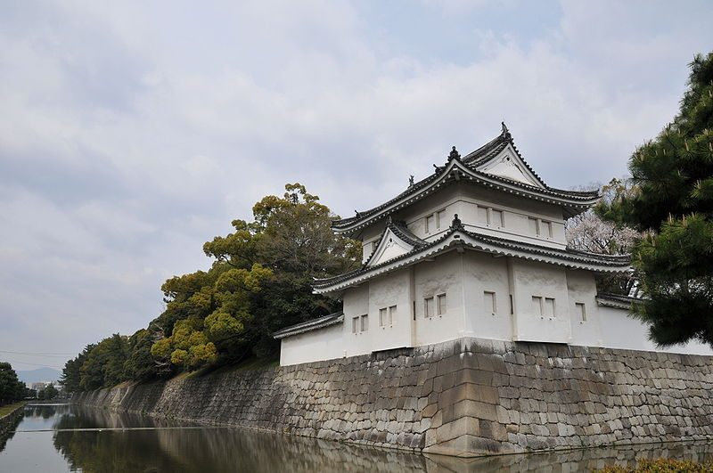 Visita al Nijo Castle di Kyoto