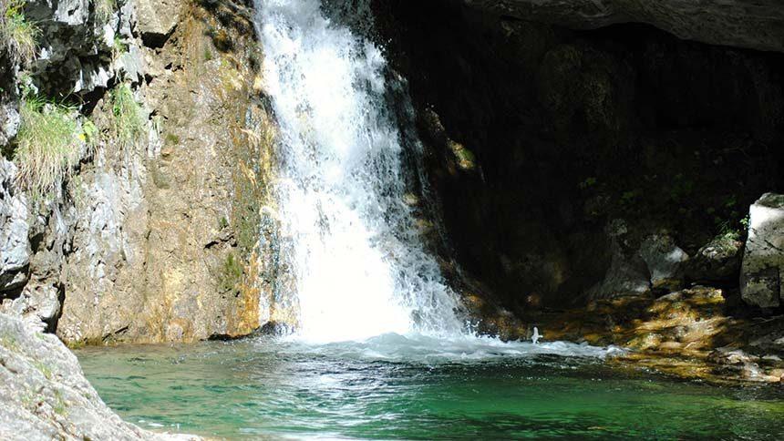 La cascata del Cenghen: un gioiello a due passi da Lecco