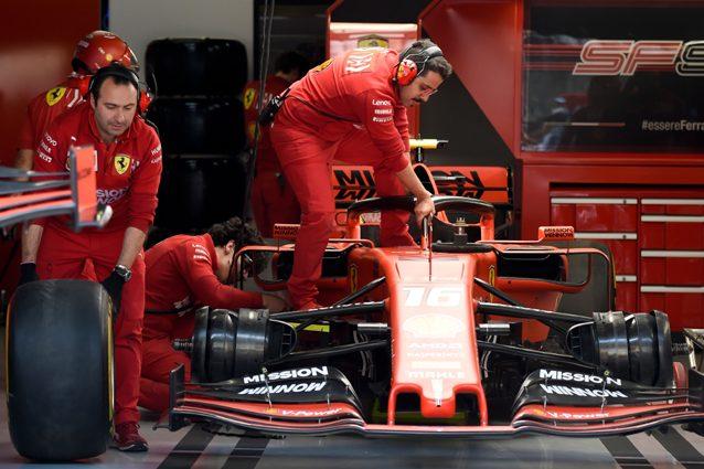 Ferrari corre ai ripari, sostituita la centralina delle power unit