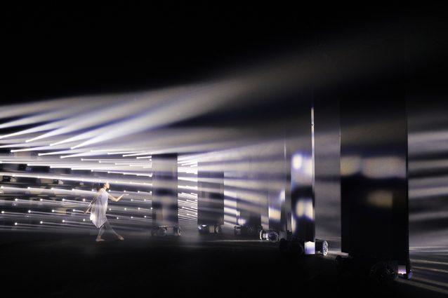 Giochi di luce e innovazione, Lexus accende la Milano Design Week 2019