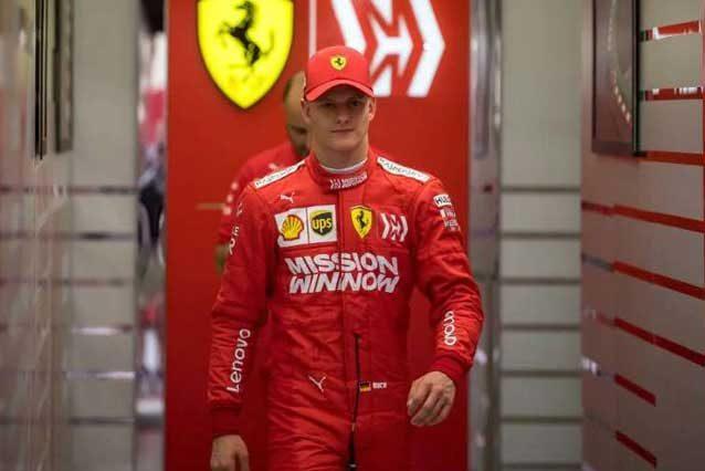 """Mick Schumacher, che emozione sulla Ferrari: """"Mi sono sentito come a casa"""""""