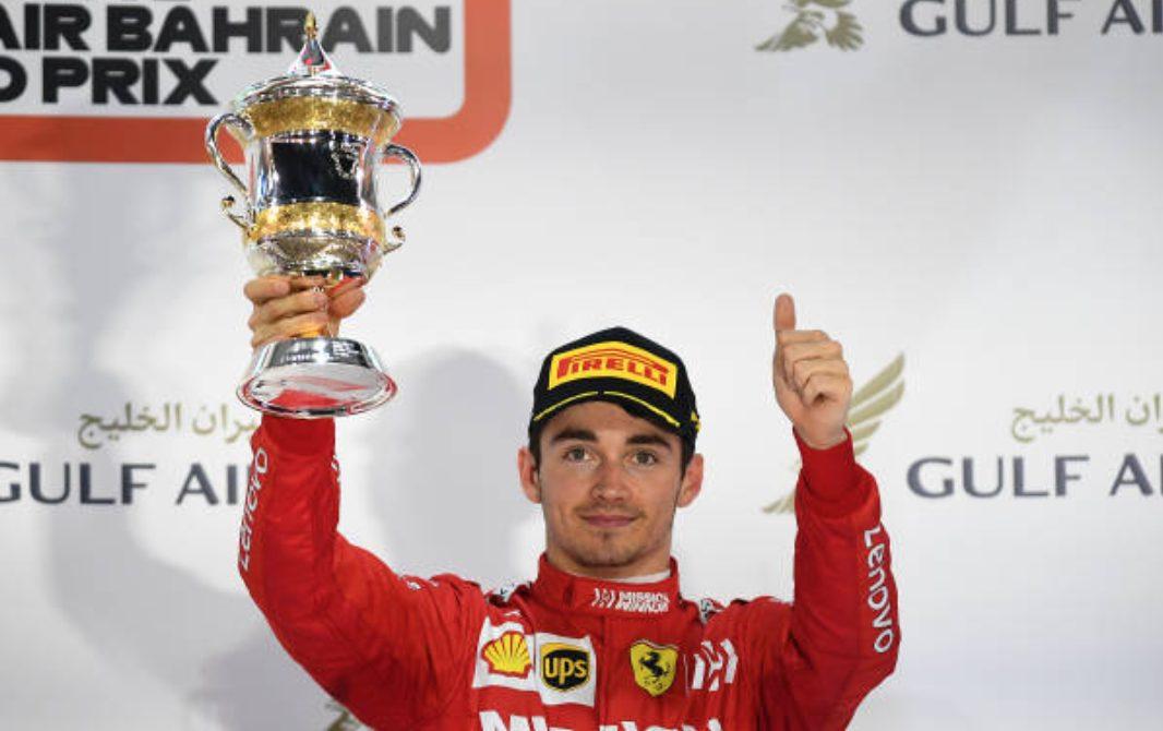 Charles Leclerc non ha vinto in Bahrain, ma adesso è il nuovo eroe della Ferrari