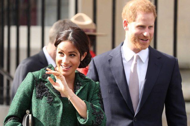 """Harry e Meghan Markle sono su Instagram, il profilo di coppia dopo il """"divorzio"""" da Kate e William"""