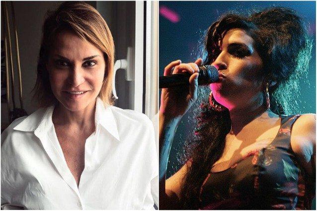 """Simona Ventura ricorda Amy Winehouse: """"Fu mia ospite prima di diventare famosa, una magia"""""""