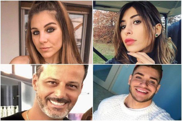 Grande Fratello 2019, i primi concorrenti: Ivana Icardi, Mila Suarez, Kikò Nalli,Cristian Imparato