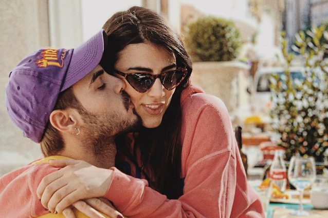 """Giulia Salemi e la dichiarazione a Francesco Monte: """"Grazie per la nostra vita insieme, ti amo"""""""