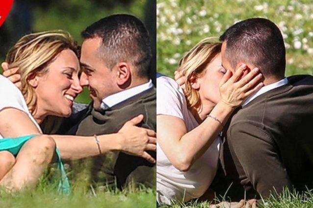 """Virginia Saba: """"Io e Luigi Di Maio siamo innamorati folli, gli ho detto che vorrei diventare mamma"""""""