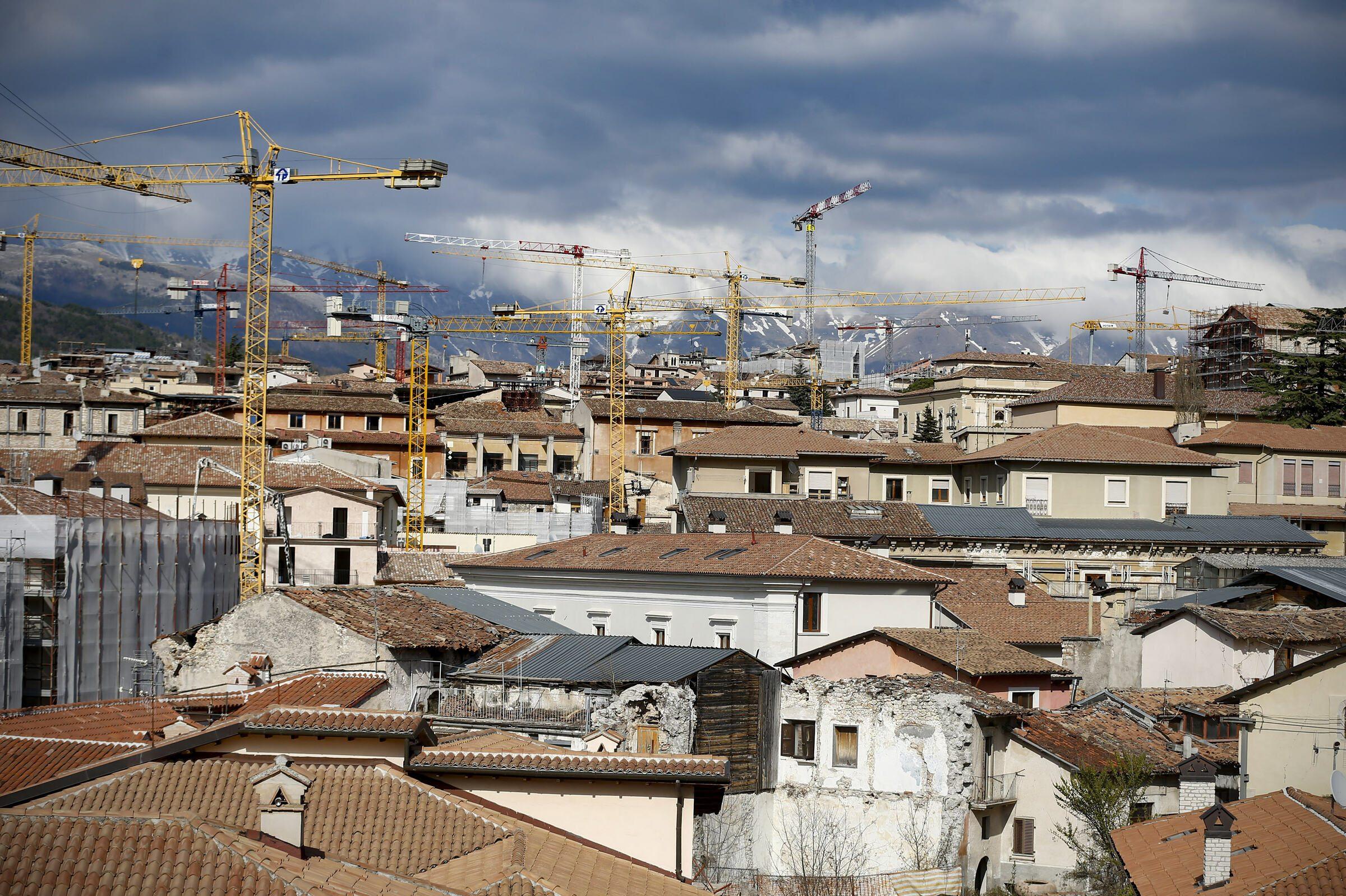 10 anni dal terremoto dell'Aquila: tutti gli eventi tv che ricordano il decennale