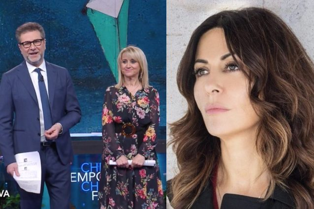 """""""Che Tempo Che Fa"""" vince la gara d'ascolti, cresce """"L'amore strappato"""" con Sabrina Ferilli"""
