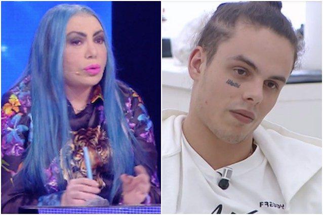"""Amici 2019, Loredana Bertè fa piangere Alvis: """"È banale e anonimo, non l'ho ancora inquadrato"""""""