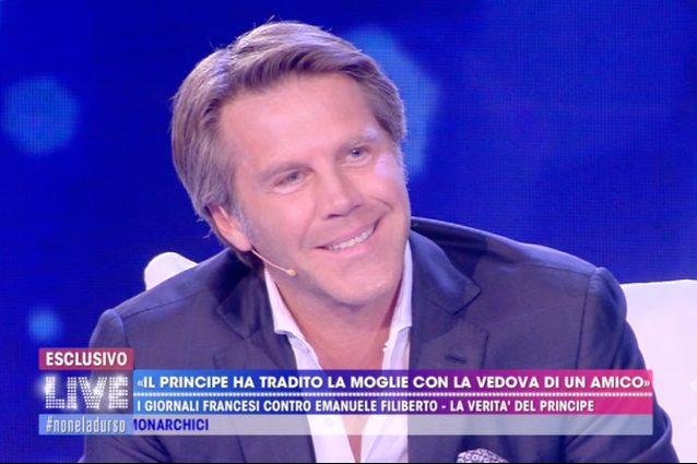 "Emanuele Filiberto sul bisnonno Vittorio Emanuele III: ""Condanno le ignobili leggi razziali"""