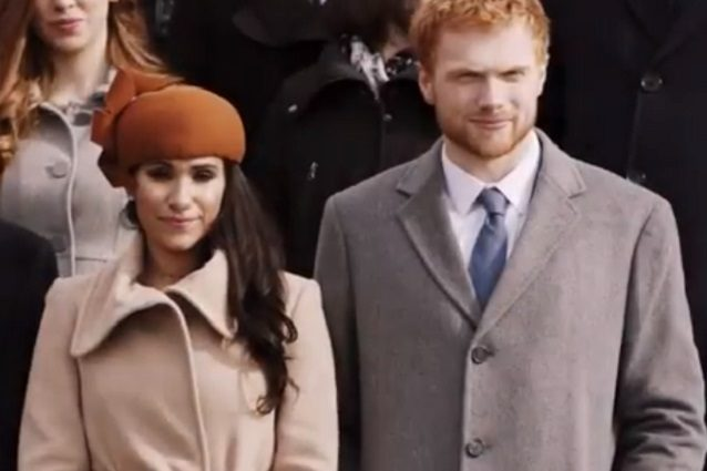 "La vita di Harry e Meghan Markle diventa un film, le prime immagini di ""Becoming Royal"""