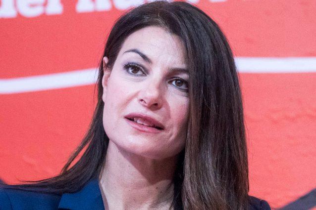 """'Approccio partenopeo', Ilaria D'Amico replica alle critiche: """"Sono senza parole, amo Napoli"""""""