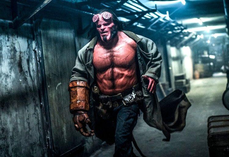 """Arriva nei nostri cinema """"Hellboy"""", reboot di Neil Marshall con David Harbour e Milla Jovovich"""