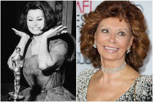 """""""Mi cambiò la vita"""", quasi 60 anni fa l'Oscar a Sophia Loren per 'La Ciociara'"""