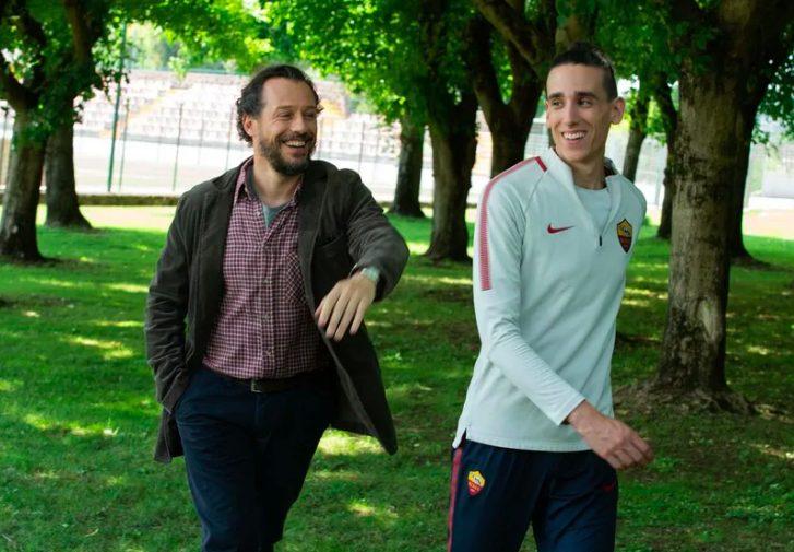 """Stefano Accorsi e Andrea Carpenzano protagonisti de """"Il Campione"""" di Leonardo D'Agostini"""